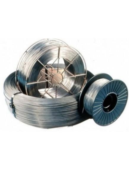 Сварочная проволока из нержавеющей стали Св-07Х25Н13, 1,6 мм, катушка, 15 кг