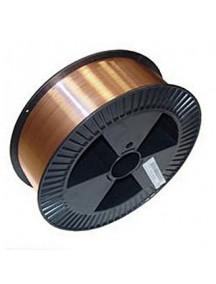 Омедненная сварочная проволока ЕКАТЕРИНА-100 S-G, 0,8 мм, кассета Д-200, 5 кг