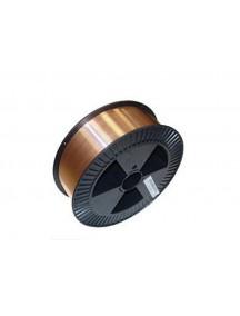 Омедненная сварочная проволока Св–S2Mo-О, 4,0 мм, моток