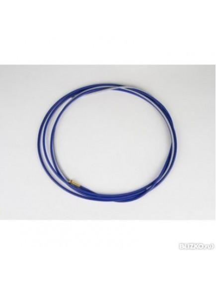 124.0011/GM0500 Канал 0,6-0,8мм сталь синий, 3м