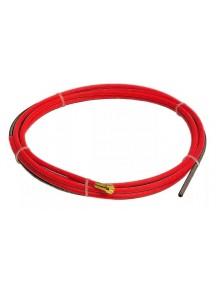 124.0026/GM0510 Канал 1,0-1,2мм сталь красный,3м