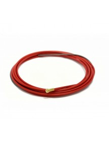 124.0031/GM0511 Канал 1,0-1,2мм сталь красный,4м