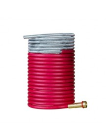 124.0035/GM0512 Канал 1,0-1,2мм сталь красный,5м VARTEG