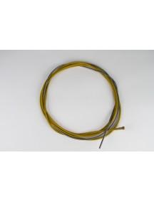 124.0042/GM0541 Канал 1,2-1,6мм сталь желтый, 4м