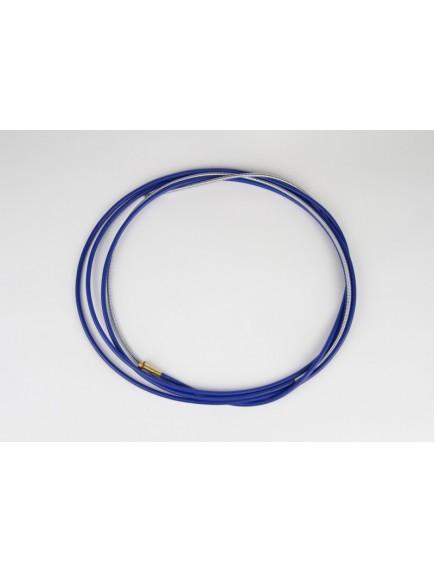 126.0008/GM0601 Канал 0,6-0,8мм тефлон синий, 4м