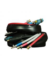 Комплект кабелей для INVERMIG 500E (охл, 15м)