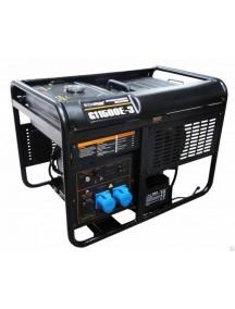 Бензиовый генератор Expert G11500E