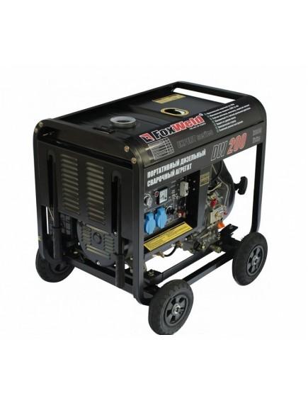 Сварочный генератор DW200
