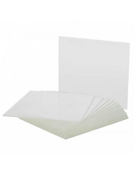 Пластина защитная поликарбонатная 103х53