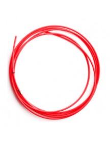 Канал направляющий тефлон (1,0–1,2) 3,5 м красный