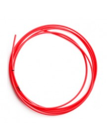 Канал направляющий тефлон (1,0–1,2) 5,5 м красный