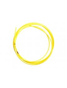 Канал направляющий тефлон (1,2–1,6) 5,5 м желтый
