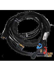 Комплект соединительных кабелей к MIG 500F возд., 5м