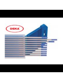 Вольфрамовый электрод DEKA WL-20 голубой 2,4 мм (20 шт в уп.)
