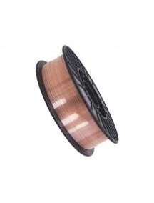 Омедненная сварочная проволка в катушках DEKA ER 70S-6 (Св08Г2С) (Катушка; Ø 1 мм.; 15кг)