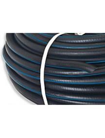Рукав  газовый ф. 9,0 мм (черный с синей полосой)